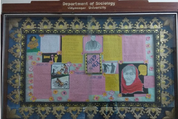 wall magazine of depat of sociology